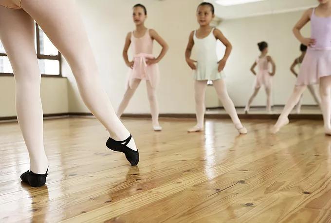 Junge-Ballett Klasse